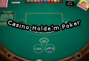 Casino-Hold'em-Poker Games