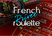 French-Roulette-Privee-Table Games