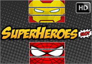 SuperHeroes-HD-Video Slots